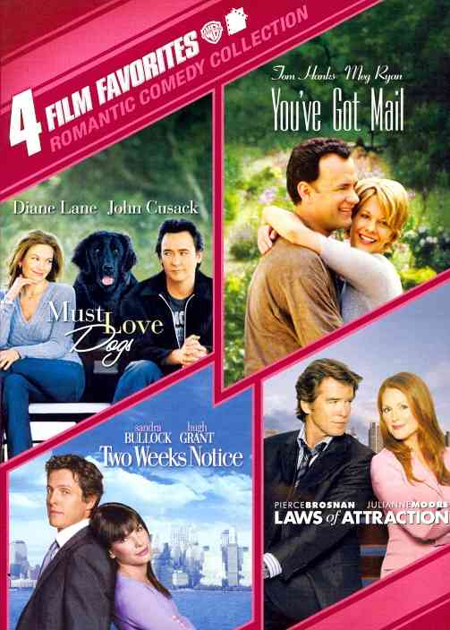 4 FILM FAVORITES:ROMANTIC COMEDY COLL BY HANKS,TOM (DVD)