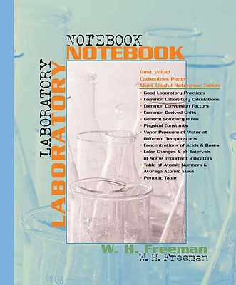 Laboratory Notebook By W. H. Freeman and Company